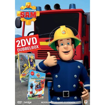 Just Entertainment Brandweerman Sam - Dubbelbox 2