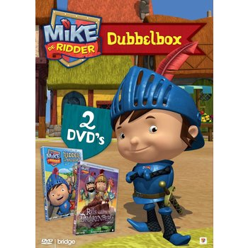 Just Entertainment Mike de Ridder - Dubbelbox