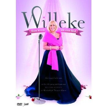 Just Entertainment Willeke Alberti - Een leven als een lied