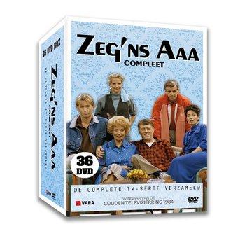 Source1 Media Zeg'ns Aaa - De complete serie