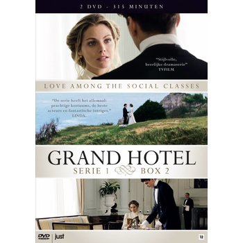 Just Entertainment Grand Hotel Seizoen 1 - Box 2