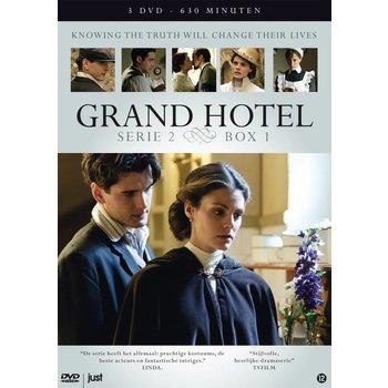 Just Entertainment Grand Hotel Seizoen 2 - Box 1