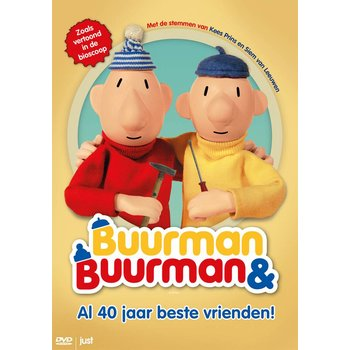 Just Entertainment Buurman & Buurman - Al 40 jaar beste vrienden! (de film)