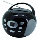 Soundmaster Draagbare radio/cd-speler SCD2000 zwart