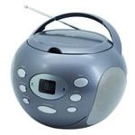 Soundmaster Draagbare radio/cd-speler SCD2000 titaan