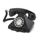 GPO GPO Klassieke telefoon Carrington - zwart