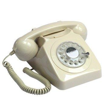 GPO GPO Klassieke telefoon 746 ROTARY - ivoor
