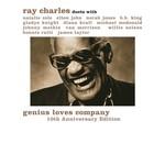 Just Entertainment Ray Charles - Genius Loves Company (180G VINYL)