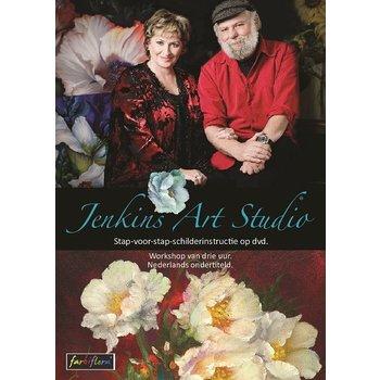 FarbiFlora Gary Jenkins - Schilderinstructie op DVD (3 uur)