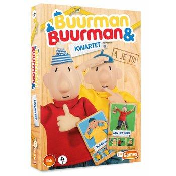Just Entertainment Buurman & Buurman - Kwartet