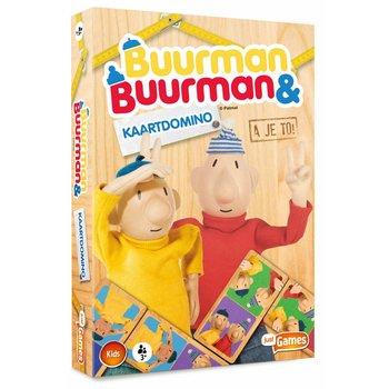 Just Entertainment Buurman & Buurman - Kaartdomino