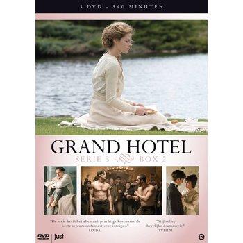 Just Entertainment Grand Hotel - Seizoen 3 (deel 2)