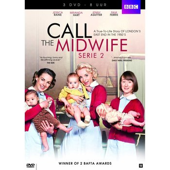 Just Entertainment Call the Midwife - Seizoen 2
