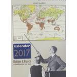 Bakker & Rusch Jaarkalender 2017 Onze Aarde