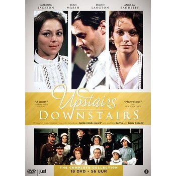 Just Entertainment Upstairs Downstairs - De complete collectie