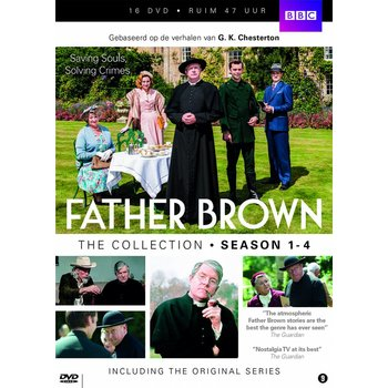 Just Entertainment Father Brown - Complete Collection