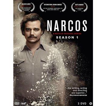 Just Entertainment Narcos - season 1