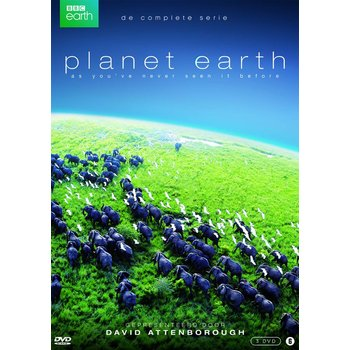 Just Entertainment Planet Earth - serie 1