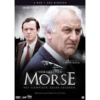 Just Entertainment Inspector Morse - serie 6