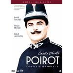 Just Entertainment Poirot Box 2 season 4-6