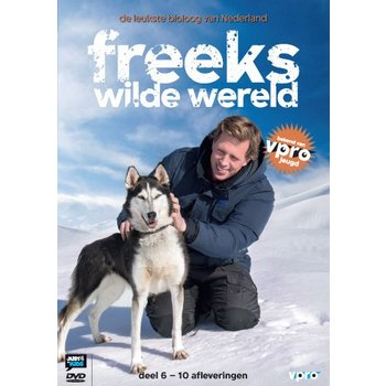 Just Entertainment Freeks Wilde Wereld - deel 6