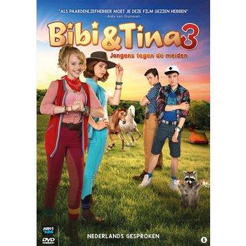 Just Entertainment Bibi & Tina 3 - Jongens tegen de meiden
