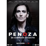 Just Entertainment Penoza - Serie 1-4 Compleet