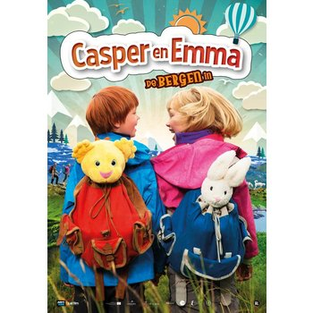 Just Entertainment Casper en Emma - De bergen in