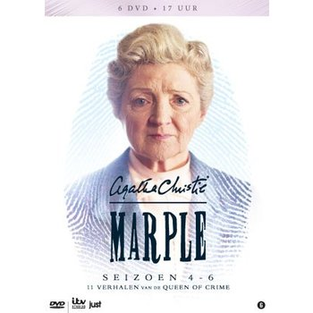 Just Entertainment Miss Marple Box 2 - Seizoen  4-6