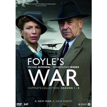 Just Entertainment Foyle's War - Complete collectie