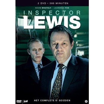 Just Entertainment Lewis - Seizoen 6