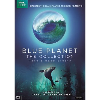 Just Entertainment The Blue Planet - Box 1-2