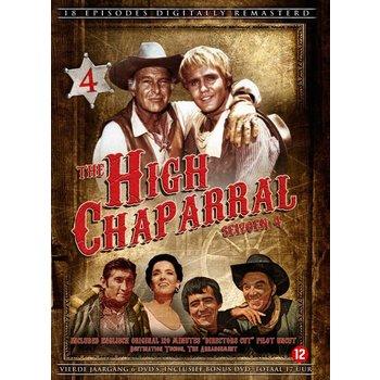 The High Chaparral - Box IV - Seizoen 4