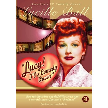 Lucille Ball - America's TV Comedy Qeen