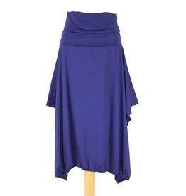 Gracy multifunctioneel rok/jurk/top blauw