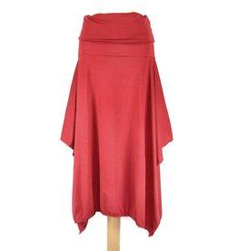 Gracy multifunctioneel rok/jurk/top rood