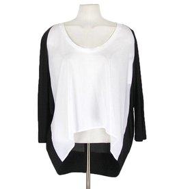 Paolo Errico trui wit voor zwart achter