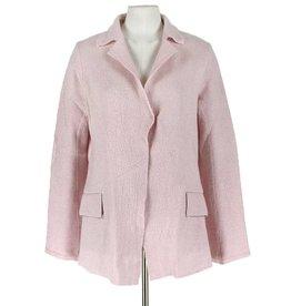 Mayer Berlin roze wollig jasje