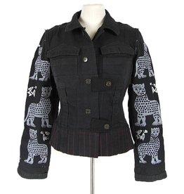 Mayer Berlin zwart jasje aparte mouw
