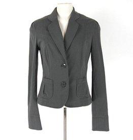 Xandres donker groen/grijs jasje