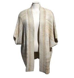 Alchemist kimono vest zand