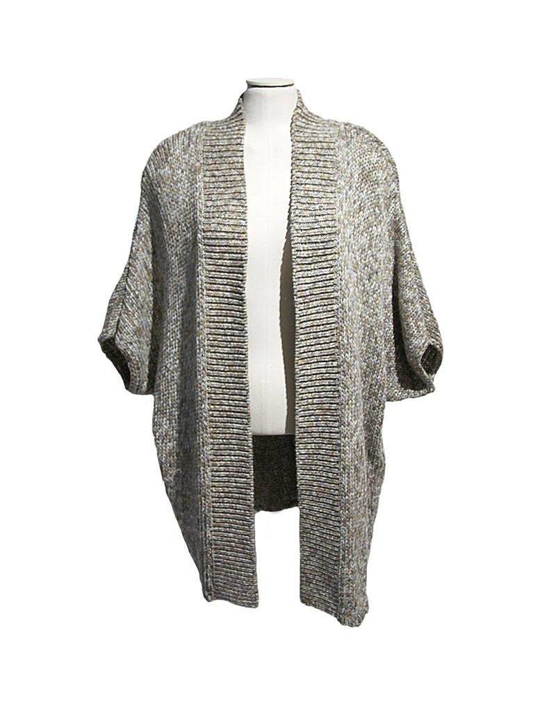 Alchemist kimono vest melange