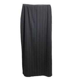 Sarah Pacini zwarte krijtstreep rok