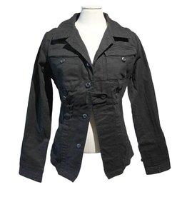 Mayer Berlin zwart jasje