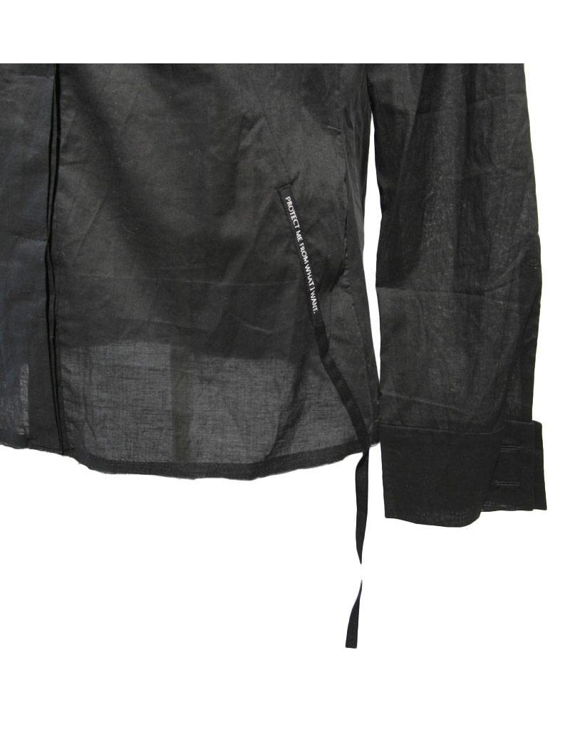 Mayer Berlin zwarte blouse