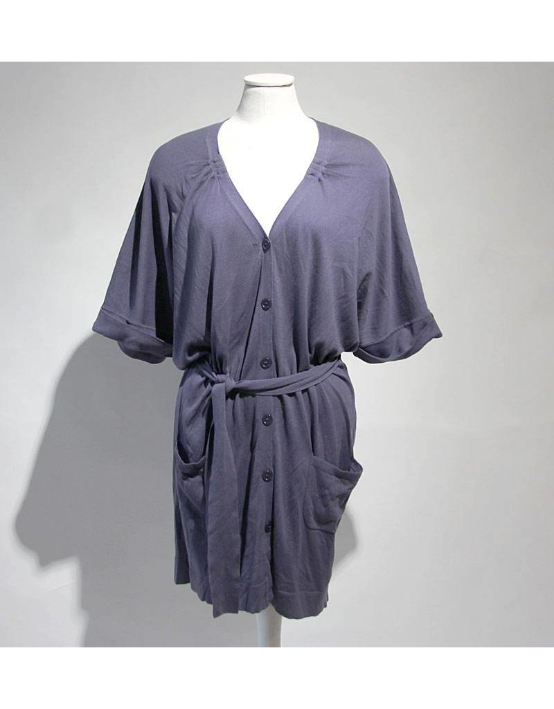 Liu Jo paars oversized vest