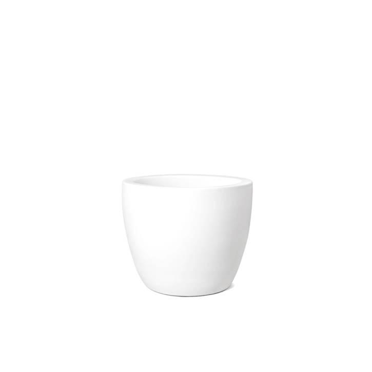 Ikala Witte Bloempot Kylie H50