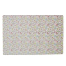 Rice placemat klein flower print