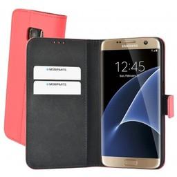 Mobiparts Mobiparts Premium Wallet Case Samsung Galaxy S7 Pink