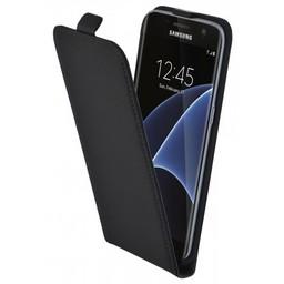Mobiparts Mobiparts Premium Flip Case Samsung Galaxy S7 Edge Black
